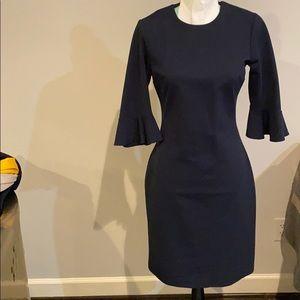Banana republic Ponte Sheath Dress - Size 4